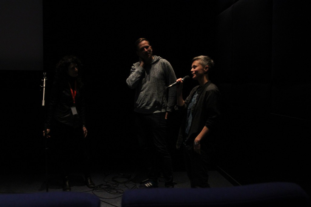 Q&A Rotterdam Premiere